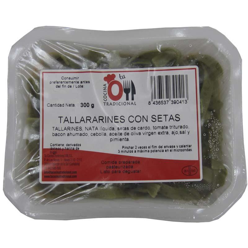 TALLARINES VERDES 300 g