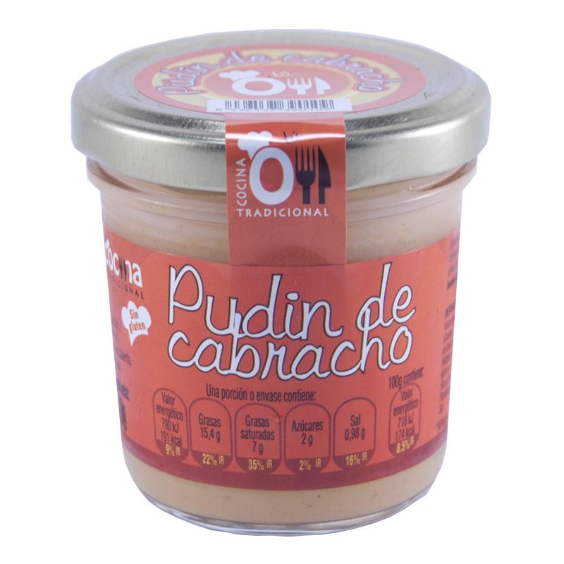 PUDIN DE CABRACHO 110 g