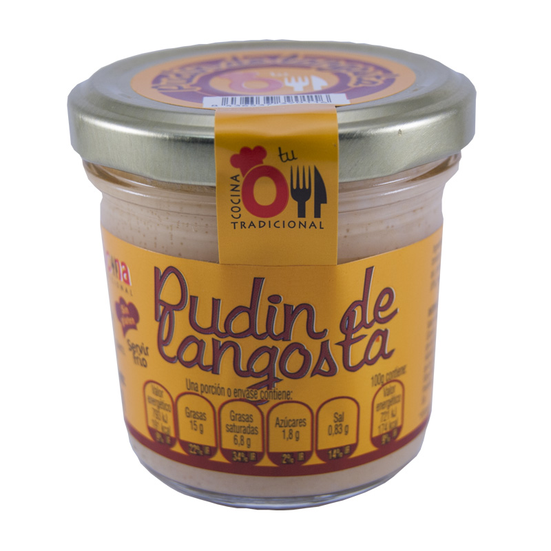 PUDIN DE LANGOSTA 110 g