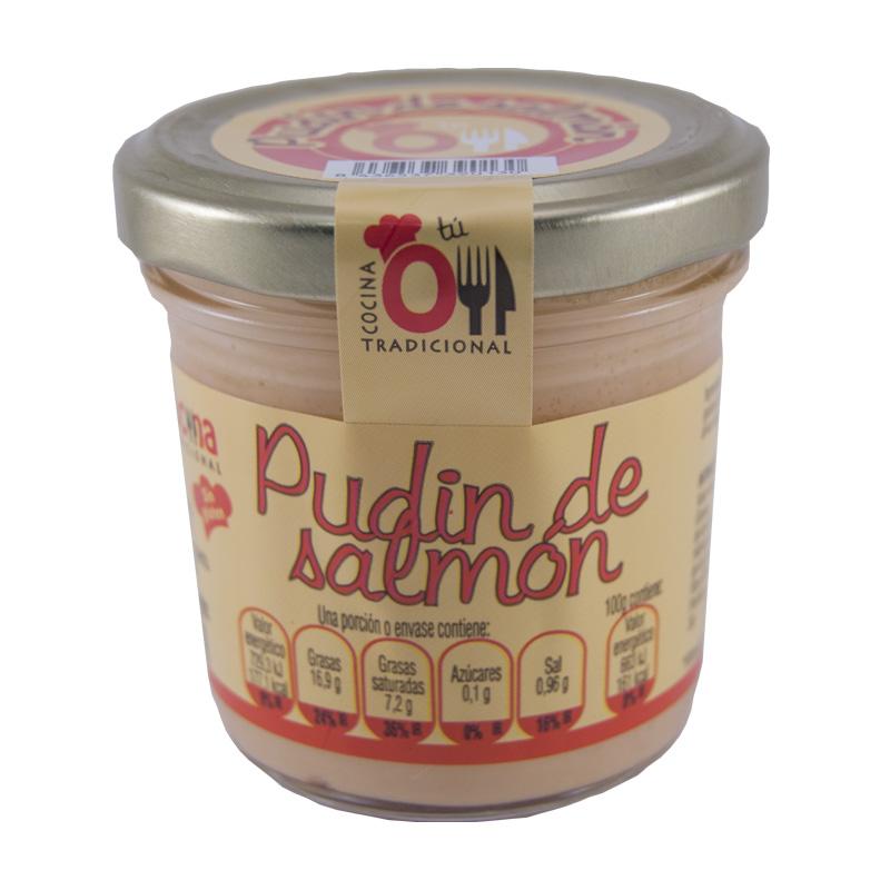 PUDIN DE SALMÓN 110 g