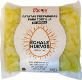 Preparado de PATATA para TORTILLA (sin cebolla)