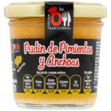 PUDIN DE PIMIENTOS Y ANCHOAS 110 g